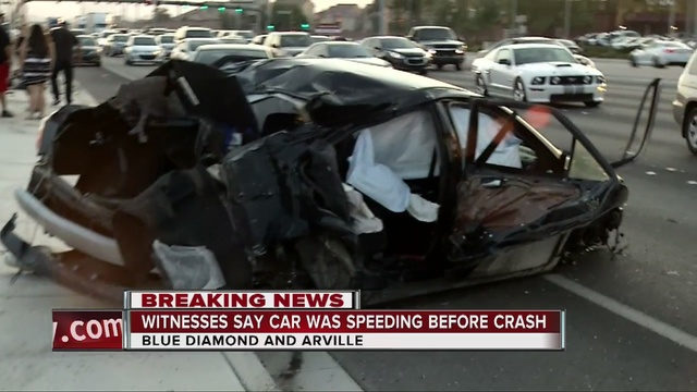 Current Car Accidents In Las Vegas