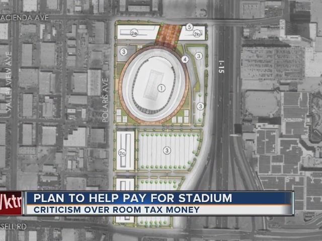 Nfl Stadium Developers The Time Is Now Ktnv Com Las Vegas