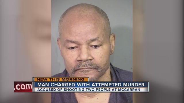 Shooting Update: UPDATE: McCarran Airport Shooting Suspect In Court