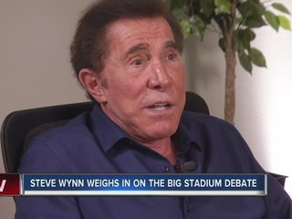 Wynn: NFL stadium changes everything