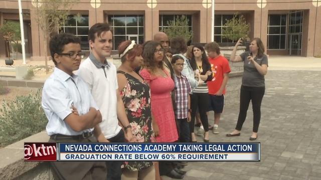 UPDATE: Nevada Connections Academy files lawsuit - KTNV.com Las Vegas