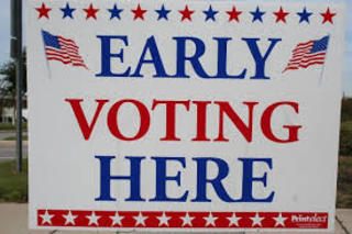 EARLY VOTING BLOG: Early voting kills Trump
