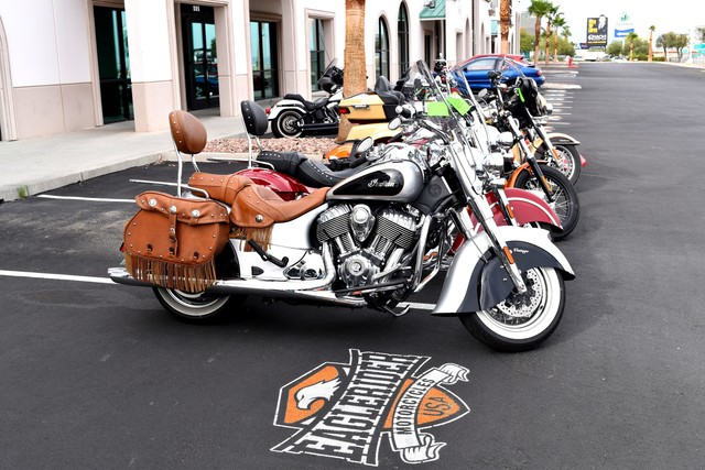 Eaglerider Motorcycles Als And Tours Las Vegas Well Set Up