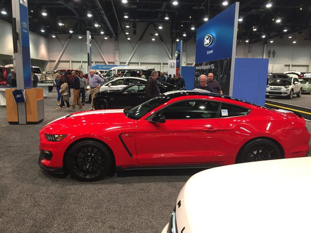 Motor trend auto show cruises into las vegas for Motor trend international auto show las vegas