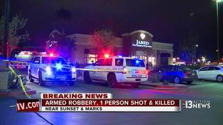 UPDATE Jewelry store employee killed by security guard identified
