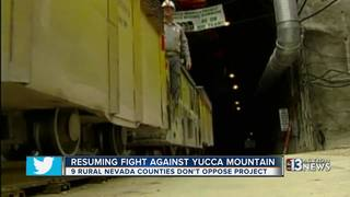 Nevada gears up to fight Yucca Mountain site