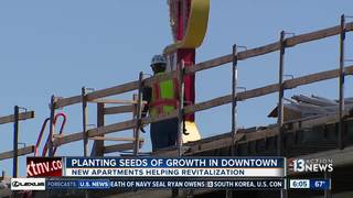 City plans to focus on downtown housing