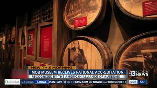 Mob Museum in Vegas gains accreditation