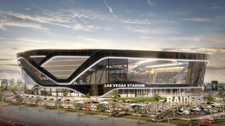 Raiders close escrow on Las Vegas stadium site