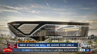 Expert: Raiders stadium will be good for UNLV