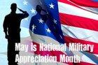 Military Appreciation Month in Las Vegas
