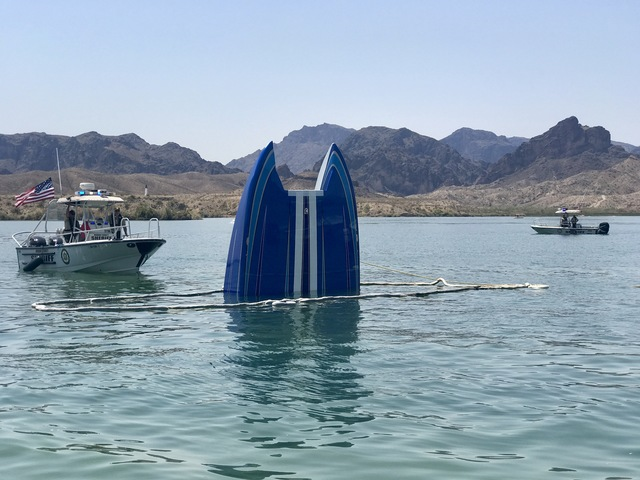 3 Hurt After High Speed Boat Crash On Lake Havasu Ktnv