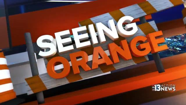 SPONSORED- Seeing Orange traffic tips for June 26 - July 1
