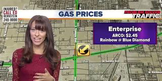 Cheapest gas prices for July 3 in Las Vegas area