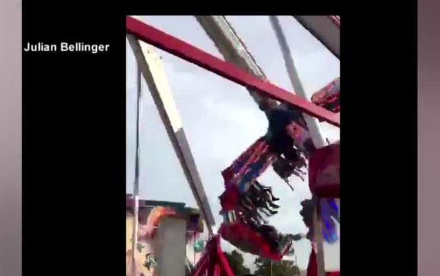 1 dead, 7 injured after Fireball ride malfunctions - KTNV ...