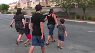 Parents worried about school bus stop