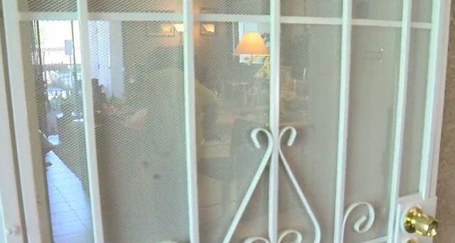 Las Vegas Neighbors Who Want Security Doors Taking The Fight To Court    KTNV.com Las Vegas