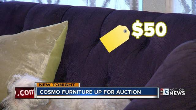 Incroyable Luxury Strip Hotel Furniture Could Be Yours For Cheap   KTNV.com Las Vegas