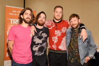 Imagine Dragons performing in Vegas tomorrow
