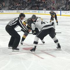UPDATE: Vegas Golden Knights lose 1st home game