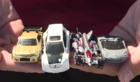 Las Vegas car club collecting Hot Wheels