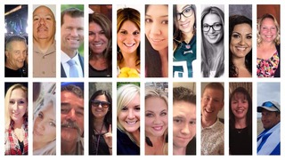 Names of those killed in Las Vegas mass shooting