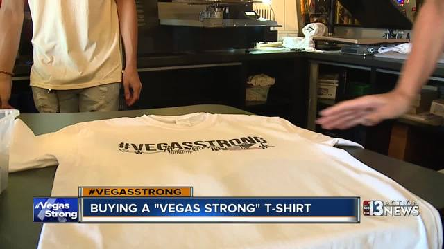 Where You Buy Your Vegas Strong T Shirt Makes A Difference