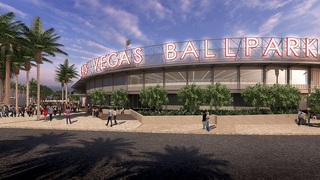 51s break ground on new Summerlin ballpark