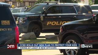 CCSD police plans to hire more officers