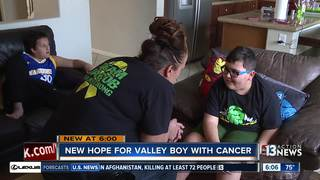 Family struggles to fund treatment to save son