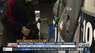Smartphone app can help detect card skimmers