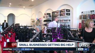 Small businesses getting free, expert guidance