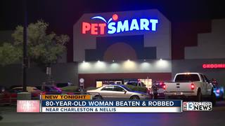 80-year-old recounts beating and robbery