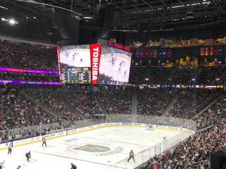 Golden Knights winning over locals with success