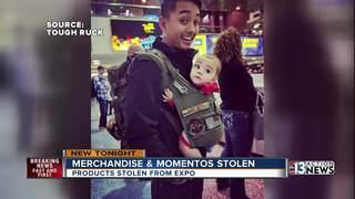 Theft devastates airman's family-owned business