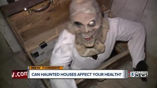 Haunted houses deliver frights this Halloween