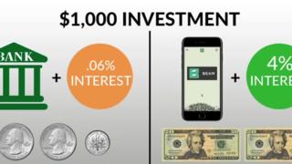 App claims it will increase savings earnings