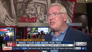 SEMA products you can have in your own car