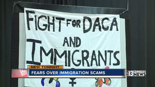 Advocates warn of immigration scams