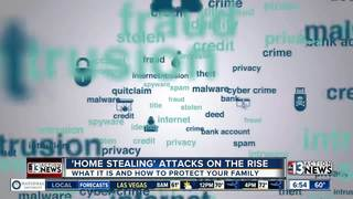 Tips on how to prevent 'Home Stealing'
