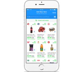 New app hopes to save money on groceries