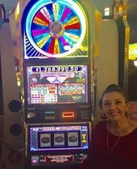 Texas woman millionaire after Vegas vacation