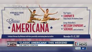 'Classic Americana' at the Smith Center