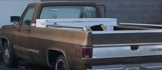 Students plan to fix teacher's truck