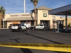 UPDATE: Man arrested in gas station shootout