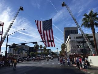 Veterans Day 2018 specials, events in Las Vegas