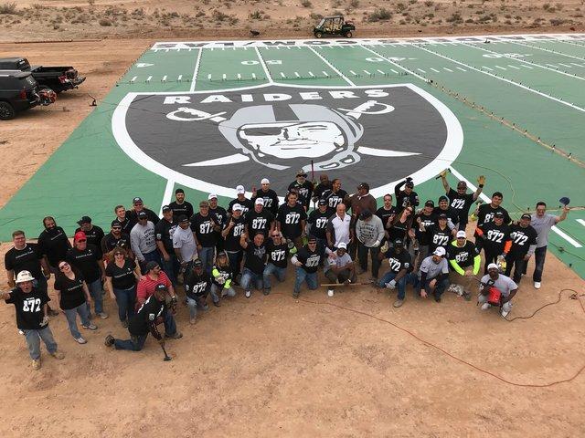 Laborers Union preps for stadium groundbreaking