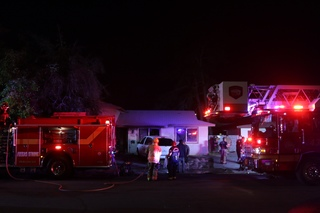 Cooking fire causes $75,000 in damage