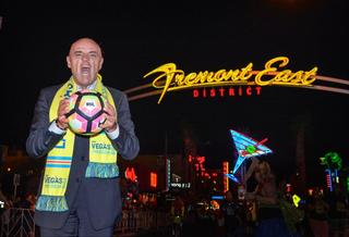 Las Vegas Lights FC names first head coach
