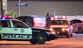 Arrest made in fatal shooting, car crash case